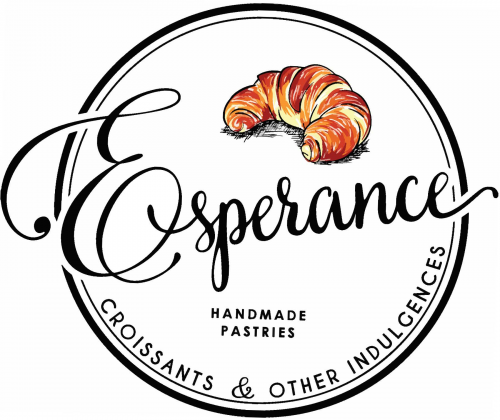 logo for esperance bakery in jenks